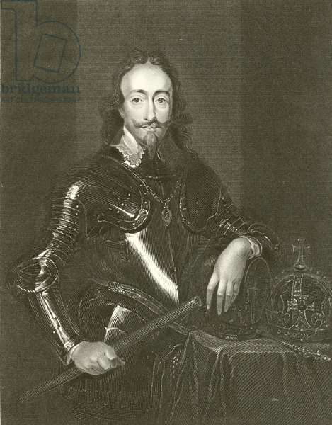 King Charles the First (engraving)