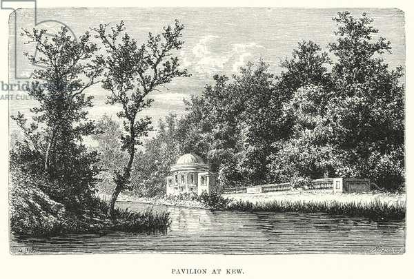 Pavilion at Kew (engraving)