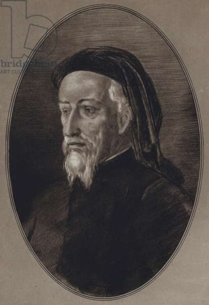 Chaucer (litho)