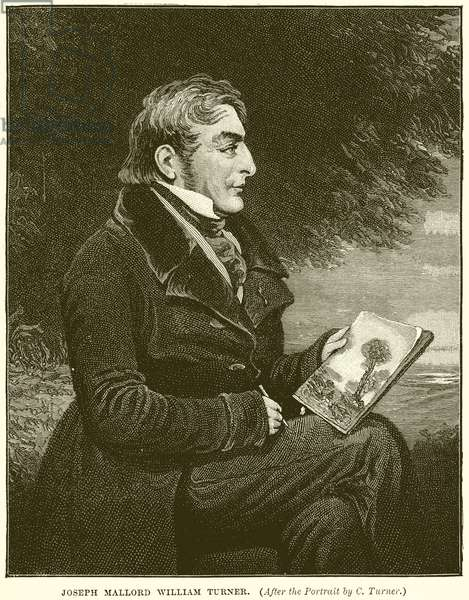 Joseph Mallord William Turner (engraving)