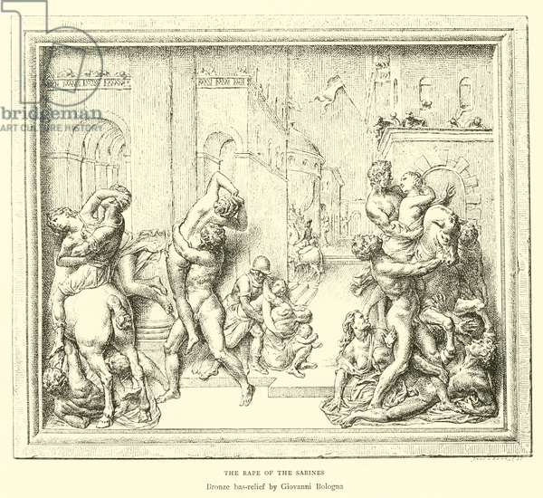 The Rape of the Sabines (engraving)