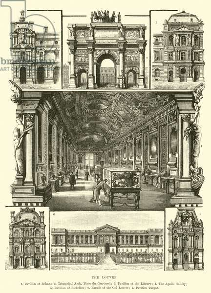 The Louvre (engraving)