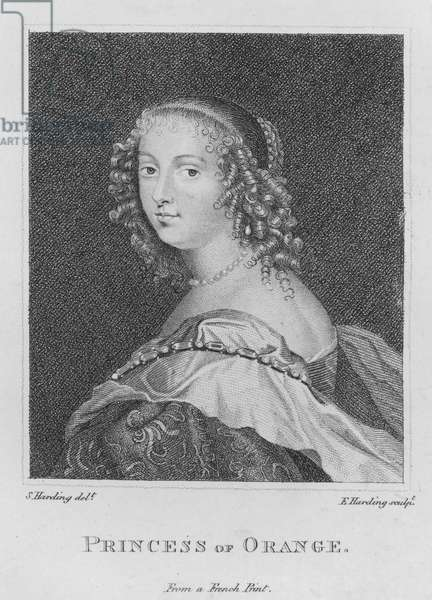 Princess of Orange (engraving)
