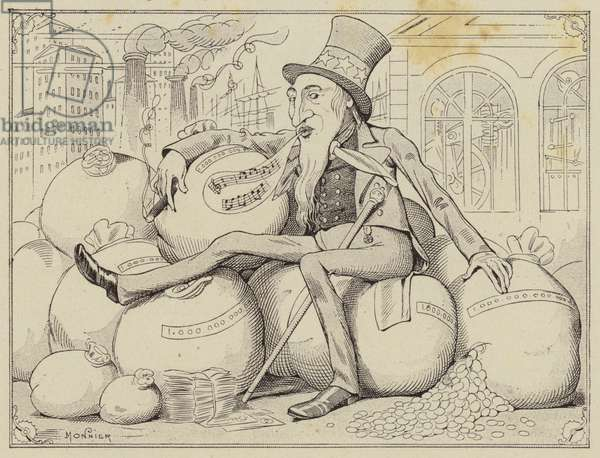 Uncle Sam (litho)