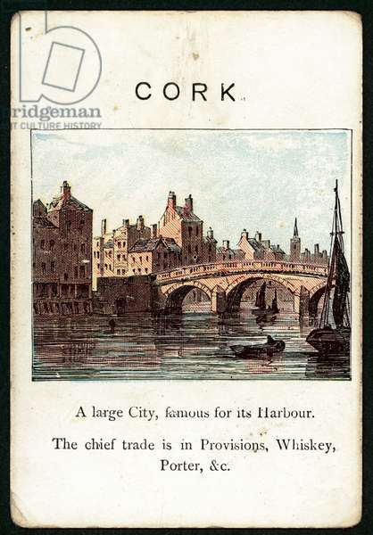Cork (colour litho)