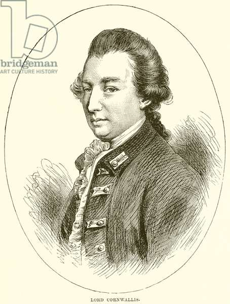 Lord Cornwallis (engraving)