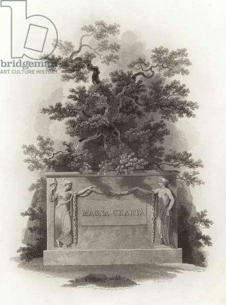 Magna Charta (engraving)