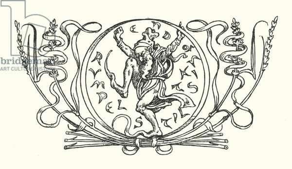 Rumpelstiltskin (engraving)