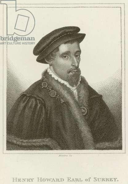 Henry Howard, Earl of Surrey (engraving)