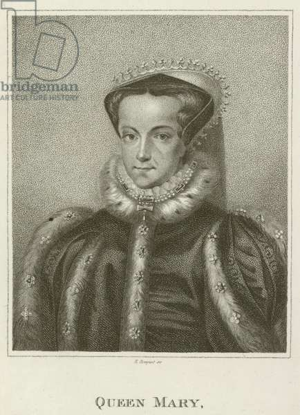 Queen Mary (engraving)