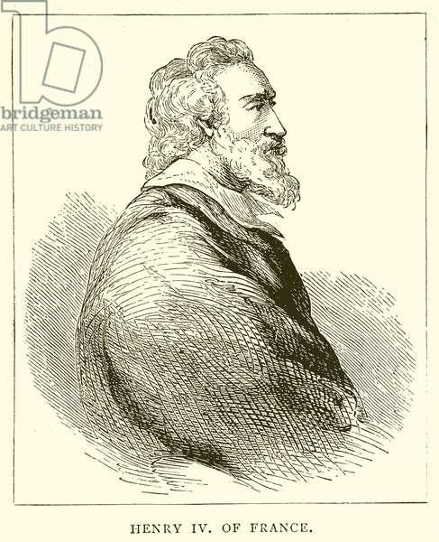 Henry IV of France (engraving)