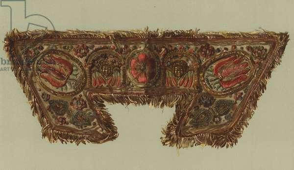 Leading Strings of King James VI (chromolitho)