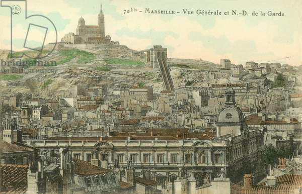 Marseille (colour photo)