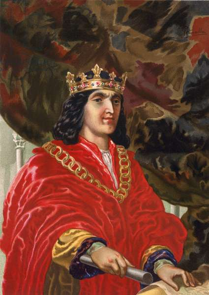 King Ferdinand II of Spain