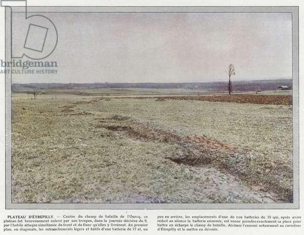 Plateau D'Etrepilly (photo)