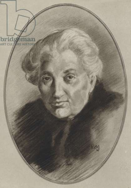 Catherine Breshkovsky (litho)