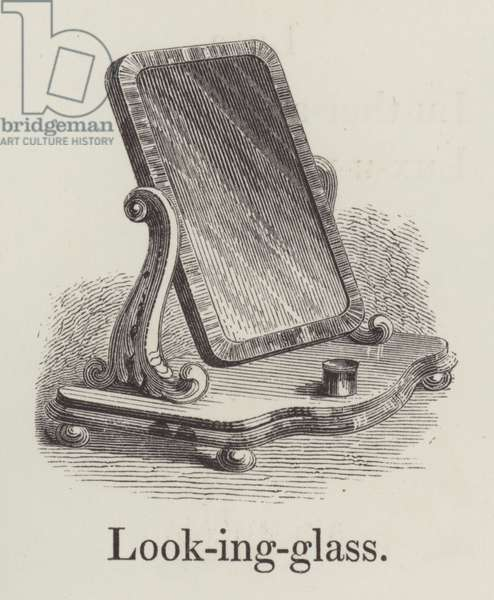 Looking glass (engraving)