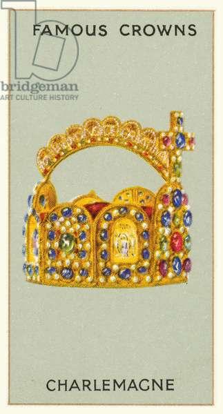 Charlemagne (chromolitho)