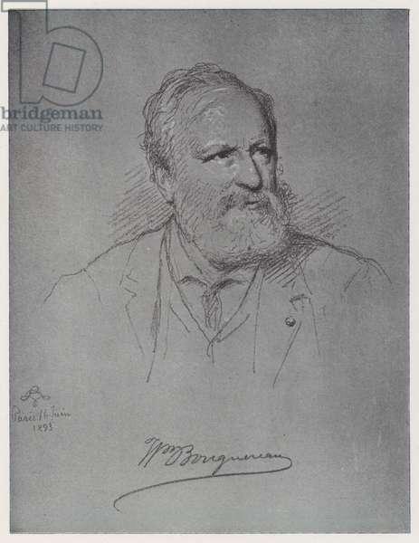 William Adolphe Bouguereau (litho)