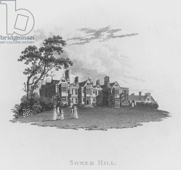 Somer Hill (engraving)