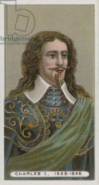 King Charles I (chromolitho)