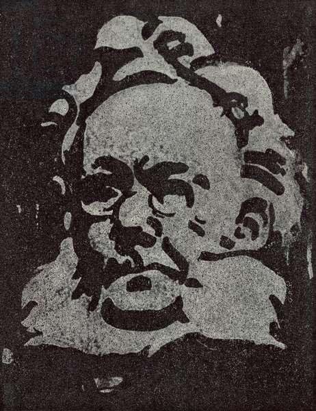 Henrik Ibsen (litho)