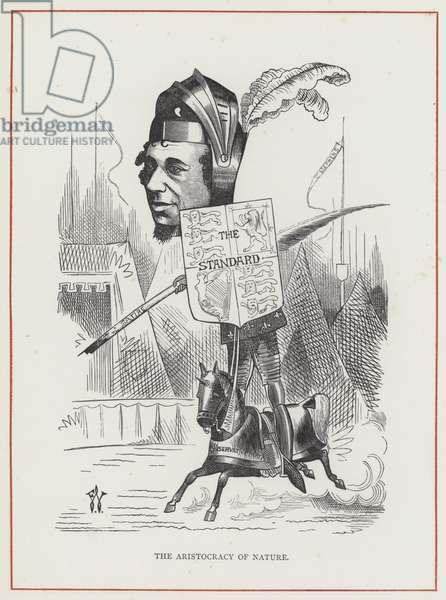 Benjamin Disraeli (engraving)
