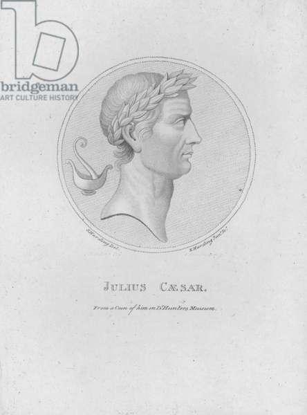 Julius Caesar (engraving)