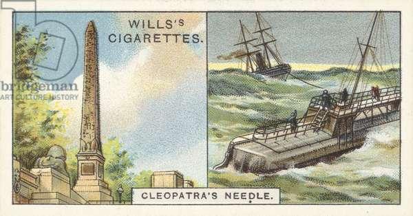 Cleopatra's Needle (chromolitho)