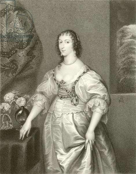 Henrietta Maria (engraving)