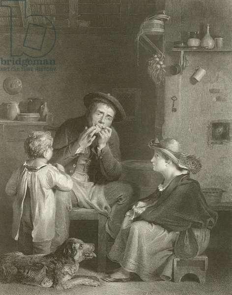 The Jews Harp (engraving)