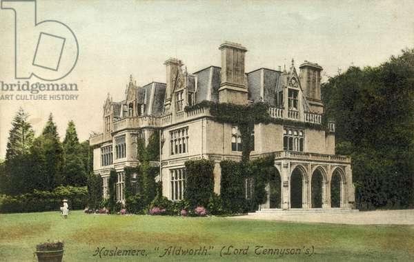 Aldworth House, Haslemere (colour photo)