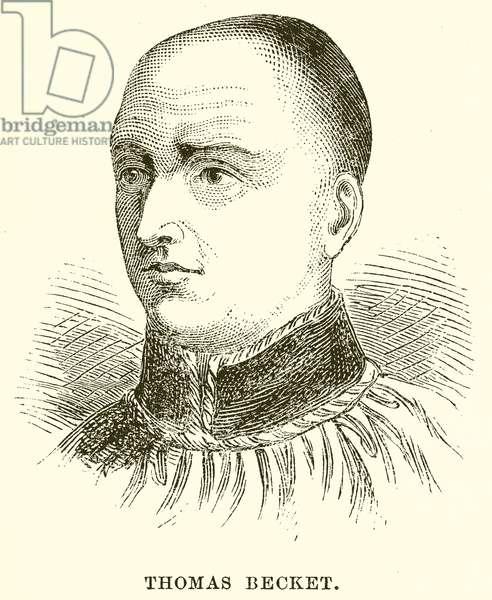 Thomas Becket (engraving)