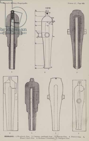 Ordnance (engraving)