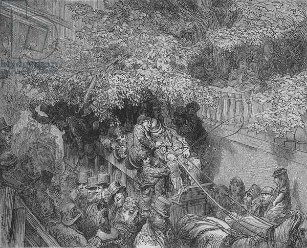 John Bull Apres Boire! (engraving)