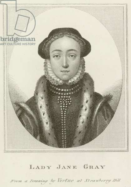 Lady Jane Gray (engraving)