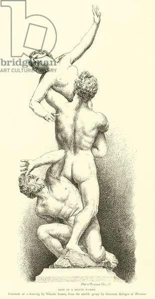 Rape of a Sabine Woman (engraving)