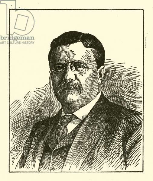 Theodore Roosevelt (engraving)