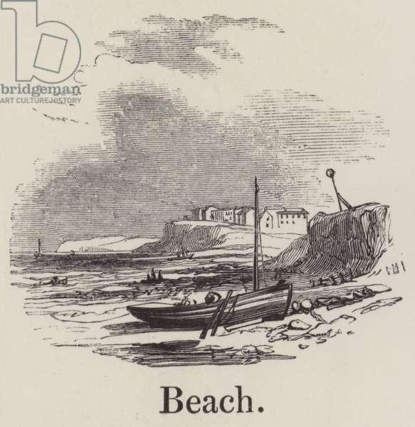 Beach (engraving)