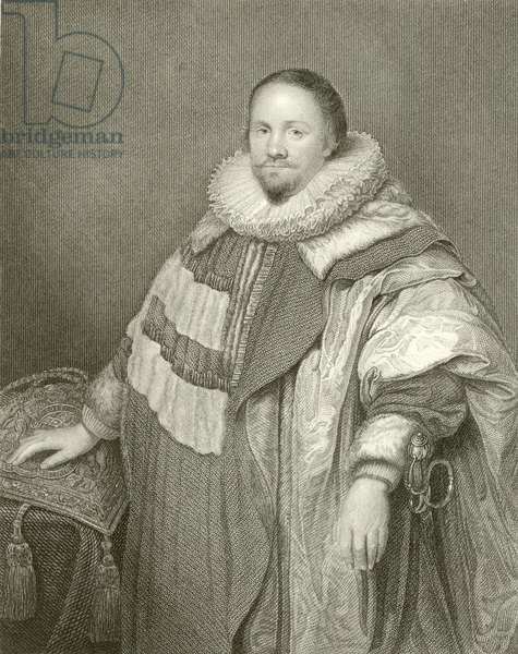 Thomas, First Lord Coventry (engraving)