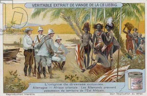 German East Africa