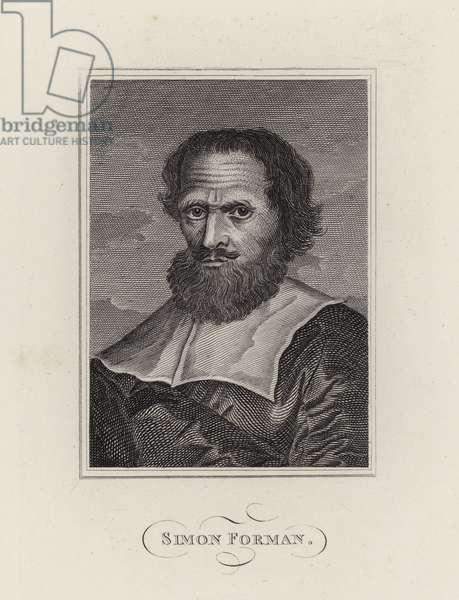 Simon Forman (engraving)