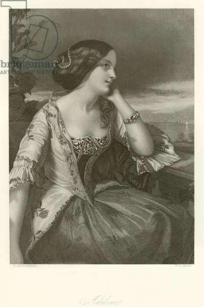 Adeline (engraving)