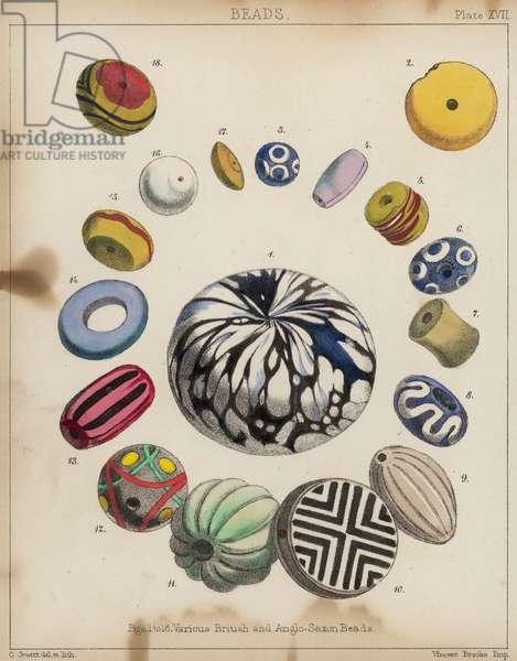 Beads (colour litho)