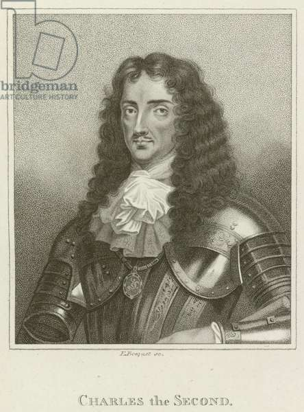 King Charles II (engraving)