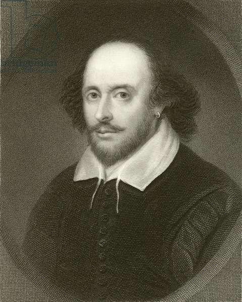 William Shakespeare (engraving)