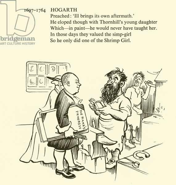 Hogarth (litho)