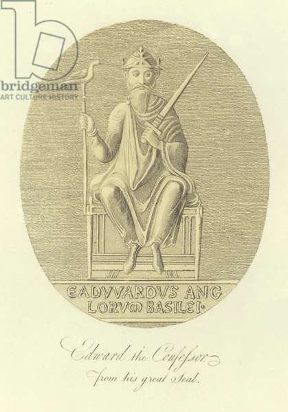 Edward the Confessor (engraving)