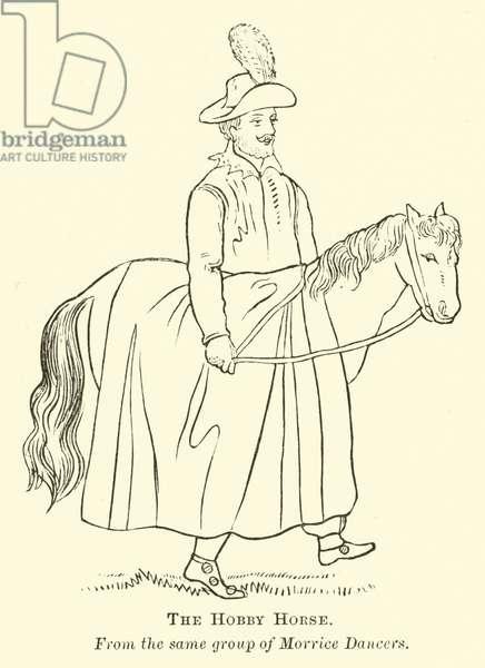 The Hobby Horse (engraving)