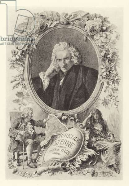 Laurence Sterne (engraving)